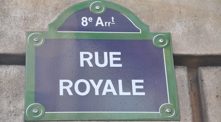 mw gestion 7 rue royale mentions légales
